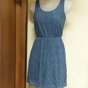 Adult tank mini dress
